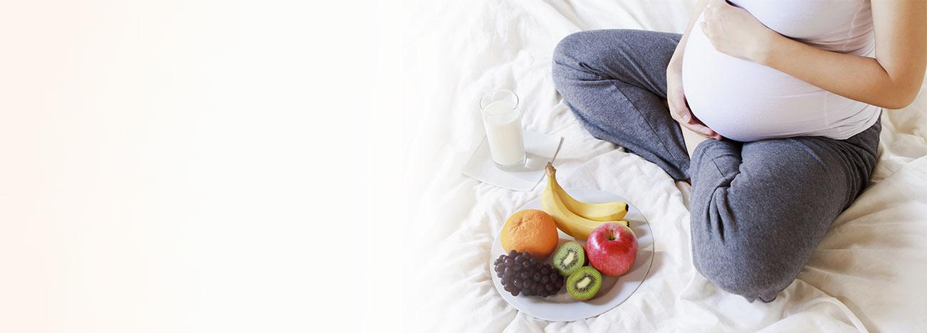 Nutrisi Kehamilan