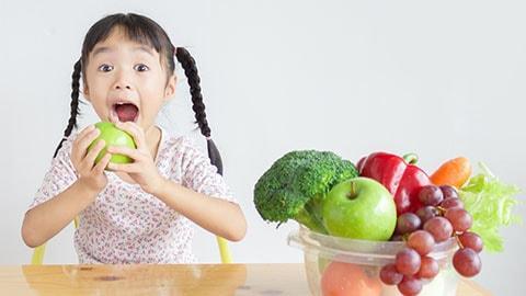 Nutrisi untuk Perkembangan Si Kecil: 4 Tahun