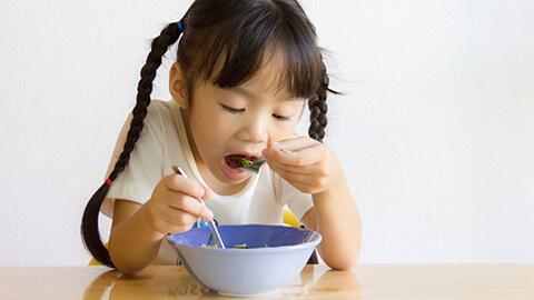 Nafsu makan si kecil berubah?