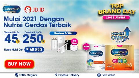 Top Brand Day JD.ID!
