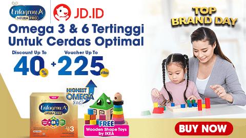Best Deals di JD.ID Top Brand Day
