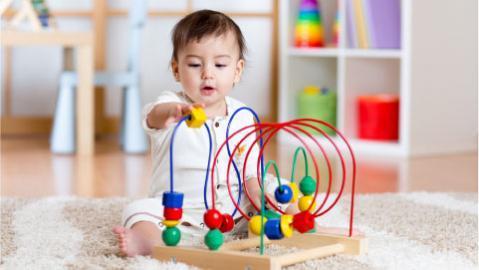 Cegah penyebaran kuman pada mainan anak-anak