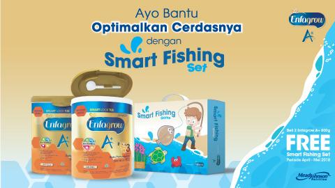 Smart Fishing Set Promo