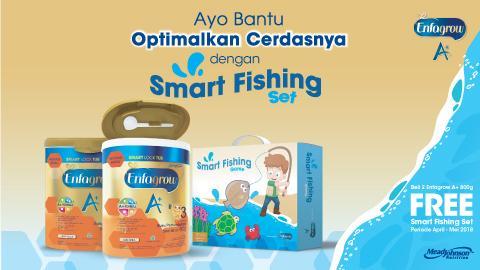 Smart Fishing Set Promo