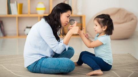 Faktor Turunan VS Faktor Pola Asuh pada Bayi