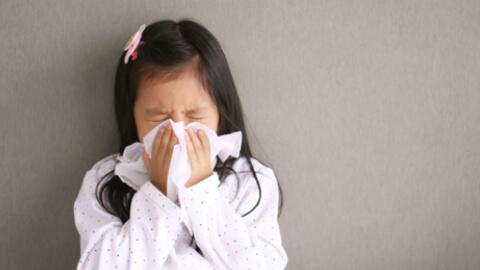 Tips Agar si Kecil Cepat Pulih Saat Terkena Infeksi Saluran Napas