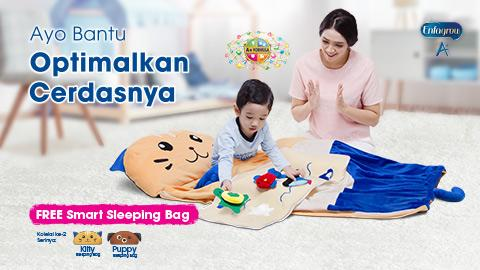 SMART SLEEPING BAG PROMO