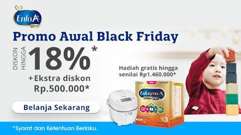 Promo Awal Black Friday