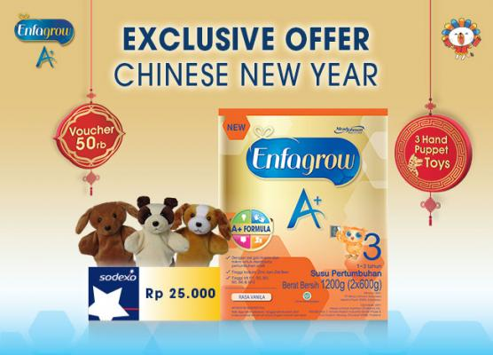 Promo Chinese New Year LAZADA
