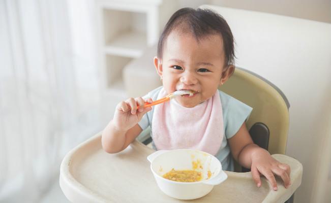 Bayi 8 hingga 11 bulan