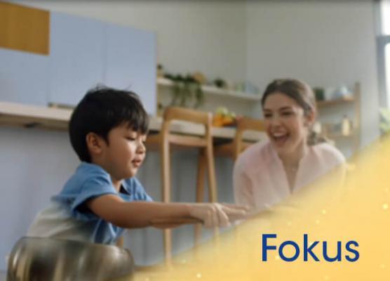 Fokus, Melatih Anak Menyelesaikan Tugas dengan Baik