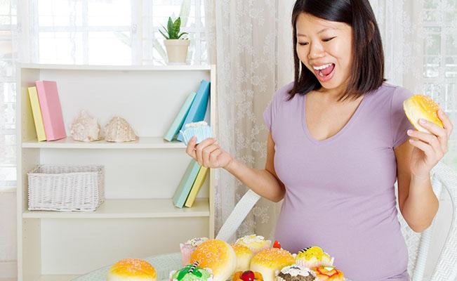 Ngidam Makanan pada Masa Kehamilan