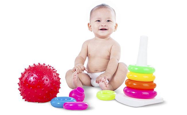 Permainan untuk Perkembangan Bayi