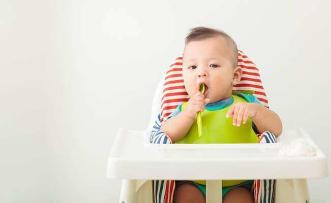 Pertanyaan Seputar Masalah Makan Bayi
