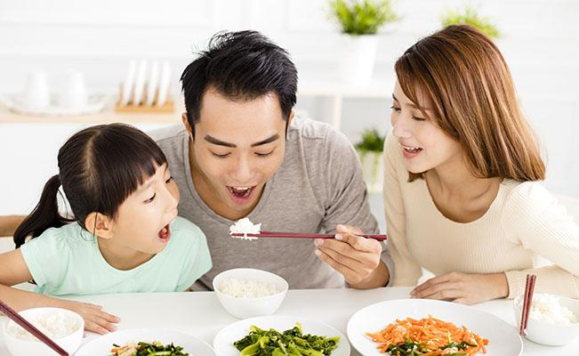Tips Menyesuaikan Menu Keluarga dan Menu Si Kecil