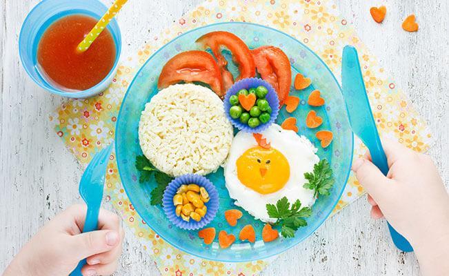Tips untuk Makanan Sehat Balita
