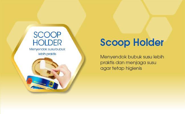 Scoop Holder