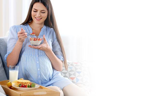 Nutrisi Trimester 3 Kehamilan